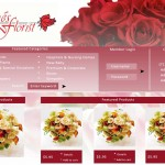 Homepage design 1