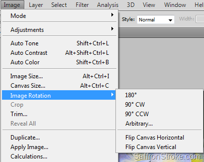 how to add image to canvas photoshop